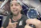 on demonte la seiko neo classic kinetic, la montre à quartz automatique