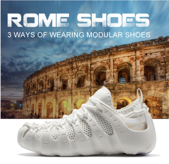 Onemix Rome Chaussures Gladiateur