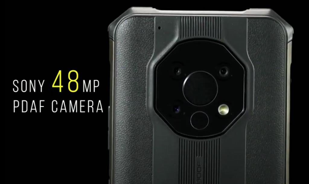 oukitel wp 13 5g caméras