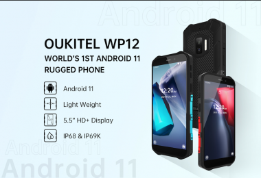 oukitel wp12