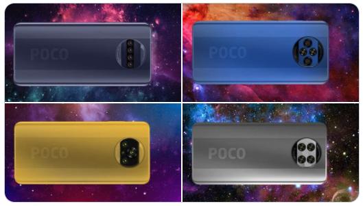Poco X3 Caméras