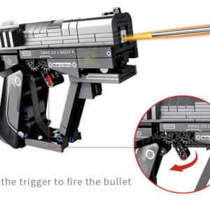 Pistolet Technic Huiqibao 364 Pièces Details