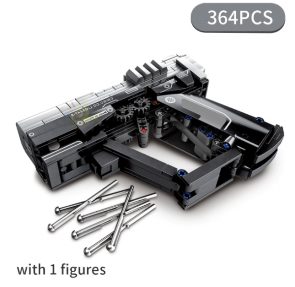 Pistolet Technic Huiqibao 364 Pvs