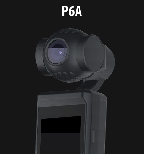 Pocket Gimbal Keelead P6a 3 Axes 4k Hd Stabilisateur