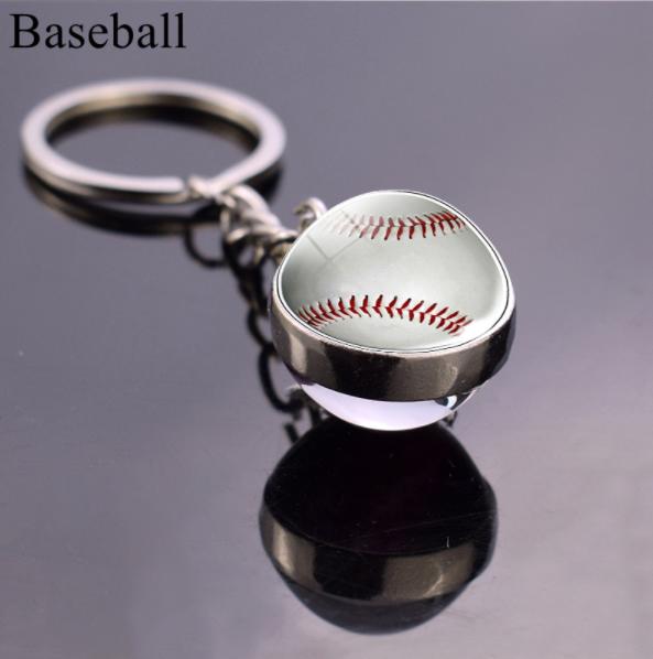 porte clés baseball