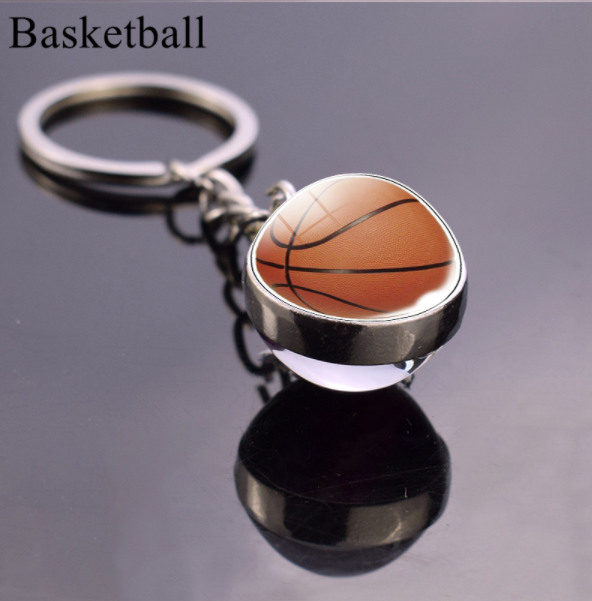 porte clés basket ball