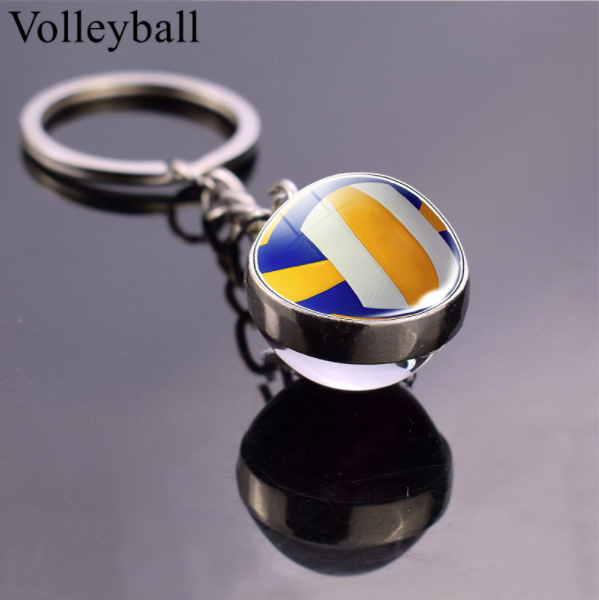 porte clés de volley ball