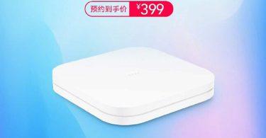 Prix Xiaomi Mi Box 4s Pro