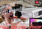 projecteur fhd lcd led stereo blitzwolf bw vp6, super efficace pour son prix