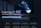 Projecteur Focale Courte Xiaomi Laser 4k