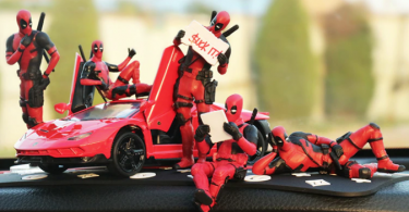 promo mini deadpool