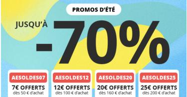 promo aliexpress summer sale