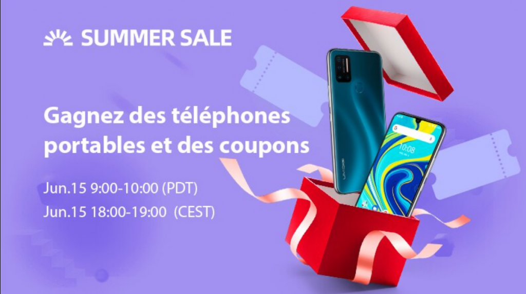 Promo Summer Sale Umidigi
