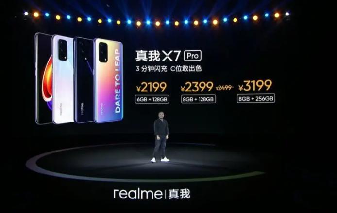 Realme X7 Realme X7 Pro Price