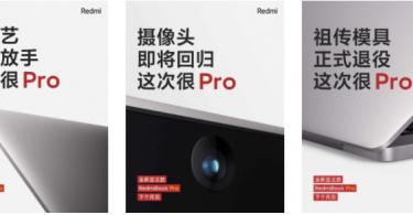 Redmibook Pro Details