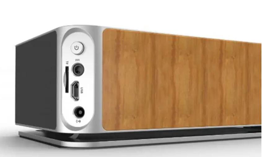 Réveil Bluetooth Avec Charge Sans Fil Qi Connect