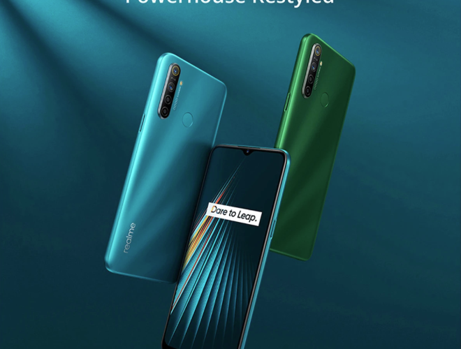 Realme 5i Global Version