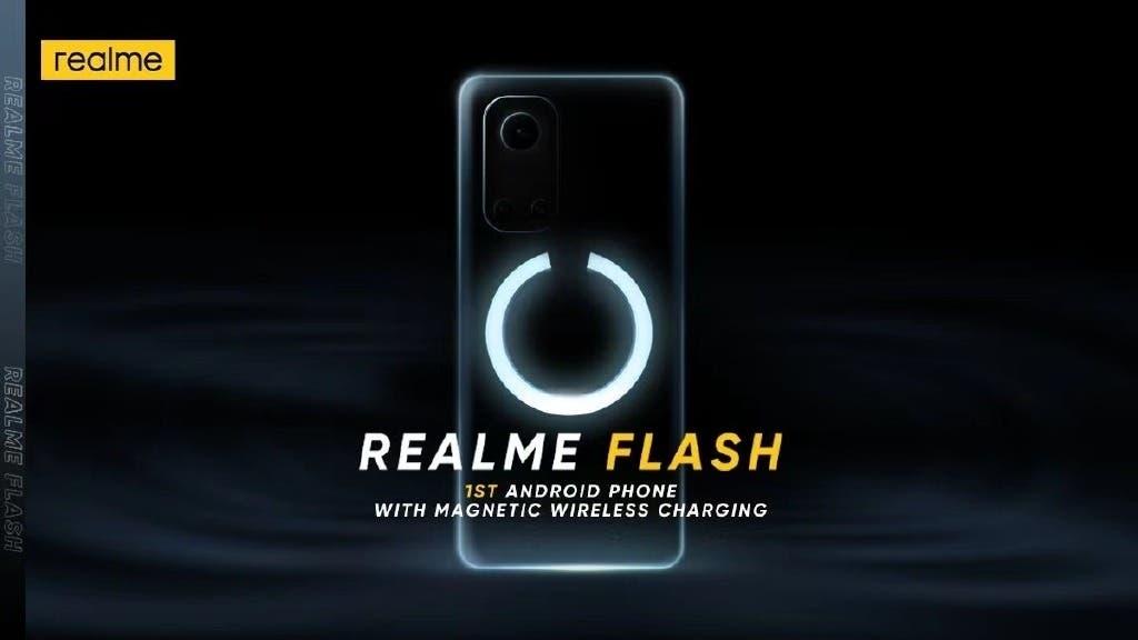 realme flash x