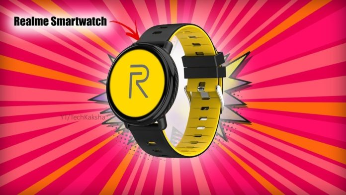 Realme Smartwatch Notreal