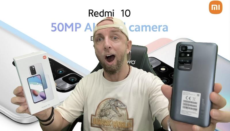 redmi 10 avec sa cam 50mp et 5000mah à moins de 200€ est il une bonne affaire ?