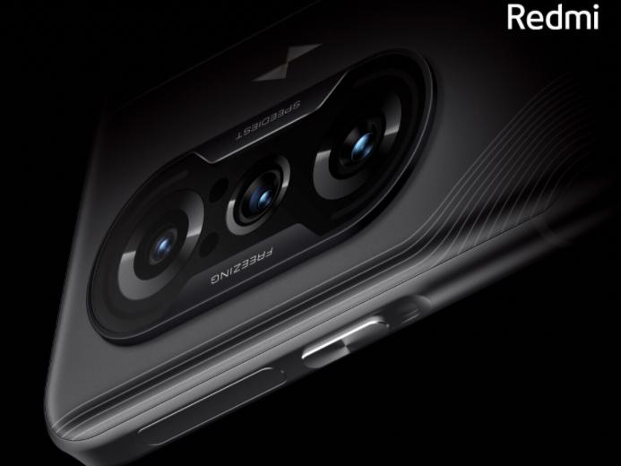 redmi k40 game edition caméras