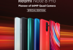 Redmi Note 8 Pro Rédition Spéciale Coral Orange