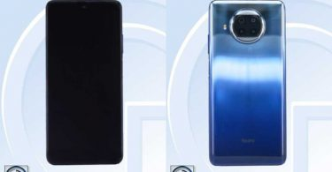 Redmi Note 9 High Edition M2007j17c Tenaa 768x512