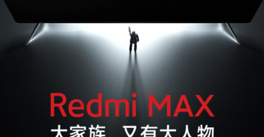 redmi tv max