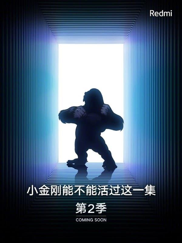 Redmi Note 10 Teaser