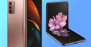 Samsung Galaxy Z Flip3 Et Galaxy Fold3
