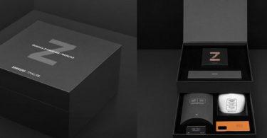 Samsung Galaxy Z Fold 2 Aston Martin Limited Edition