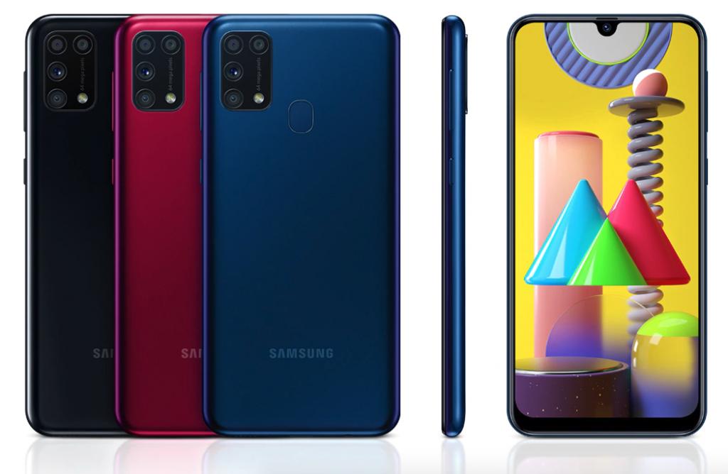Samsung M31