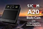 Sjcam A20