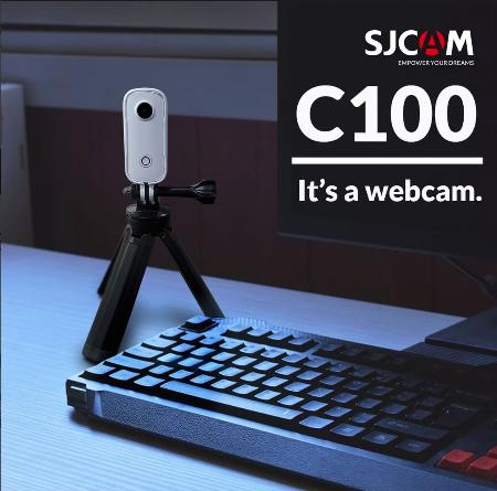 Sjcam C100 Webcam