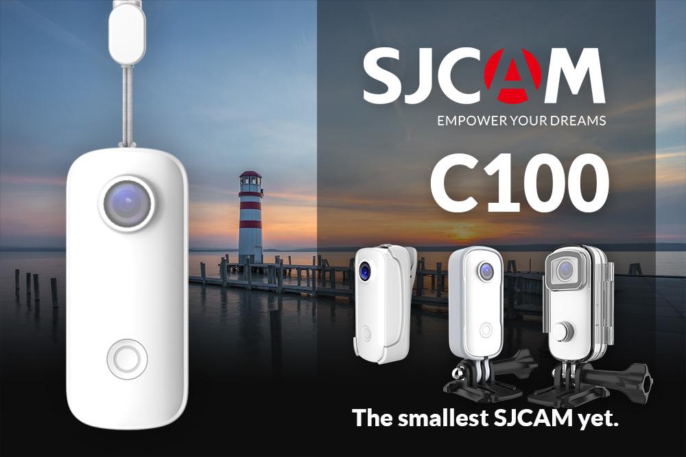 Sjcam C100 Caméra