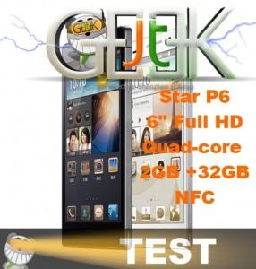 Star P6 6 inch FHD NFC