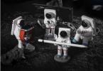 Support Smartphone Astronaute