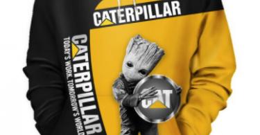 Sweat Groot Caterpillar