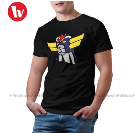 t shirt goldorak