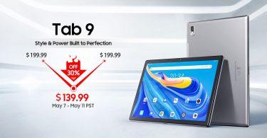 tablette blackview tab 9
