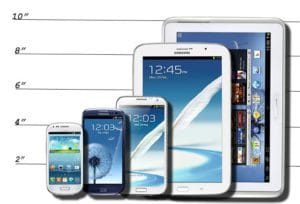 taille smartphone