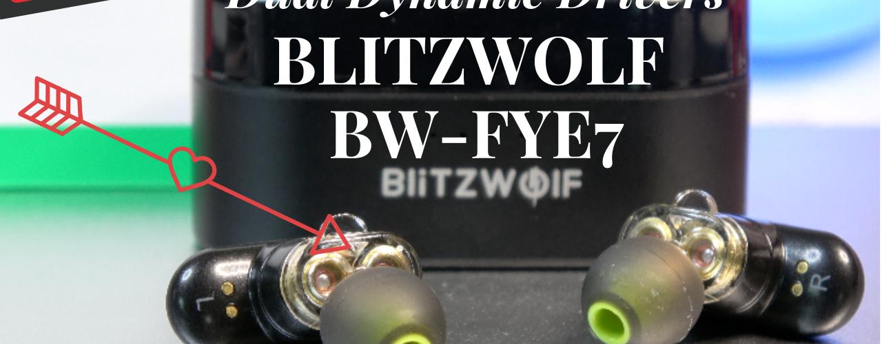Test Blitzwolf Dual Dynamic Drivers