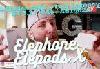 Test Elephone Elepods X