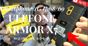 Test Ulefone Armor X7