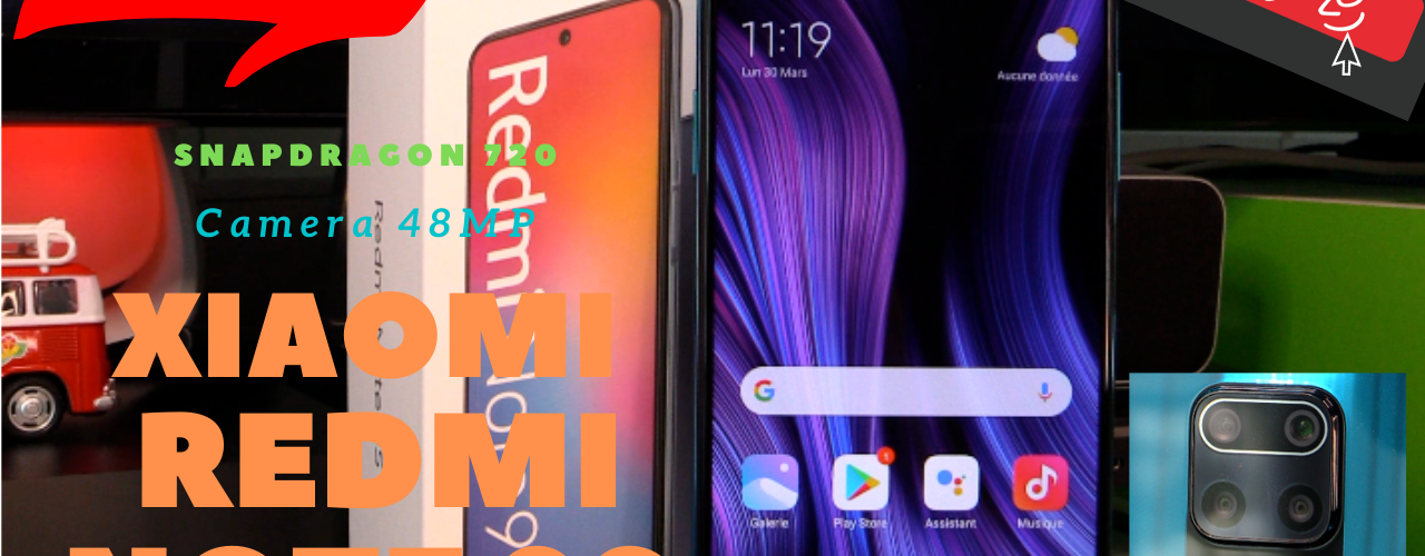 Test Xiaomi Redmi Note 9s