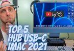 top 5 hub usb c pour imac 2021 et macbook m1