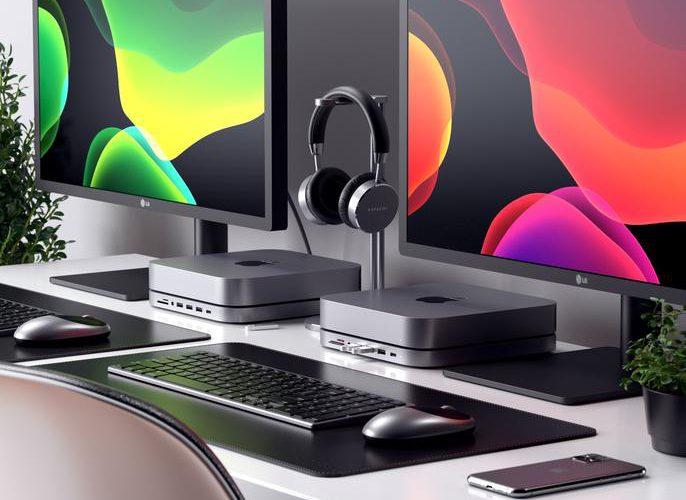 Top 5 Accessoires Indispensable Pour Mac Mini Et Imac
