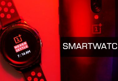 Two Oneplus Smartwatches