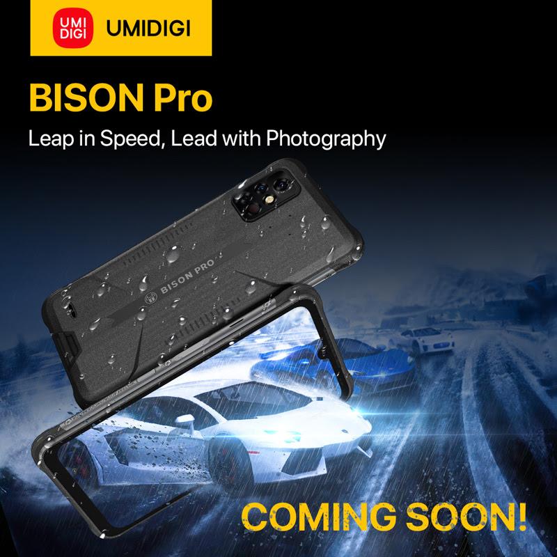 umidigi bison pro by glg