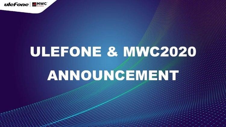 Ulefone Mwc 2020